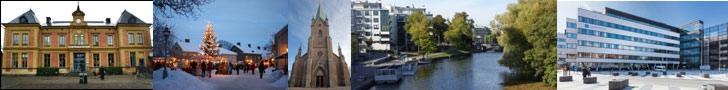 Bilder från Linköping